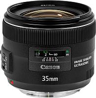 Широкоугольный объектив Canon EF 35mm f/2.0 IS USM -