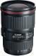 Широкоугольный объектив Canon EF 16-35mm f/4L IS USM -