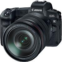 Беззеркальный фотоаппарат Canon EOS R Kit 24-105mm f/4L IS USM + адаптер EF-EOS R -