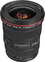 Широкоугольный объектив Canon EF 17-40mm f/4L USM -