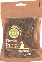 Лакомство для собак Fitmin Purity Snax Bones Lamb (2шт) -