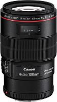 Макрообъектив Canon EF 100mm f/2.8L IS USM Macro -