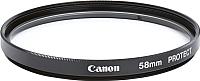 Светофильтр Canon Lens Filter Protect 58mm -