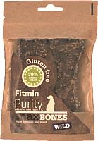 Лакомство для собак Fitmin Purity Snax Bones Wild (2шт) -