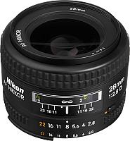 Широкоугольный объектив Nikon AF Nikkor 28mm f/2.8D -