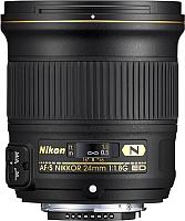 Широкоугольный объектив Nikon AF-S Nikkor 24mm f/1.8G ED -