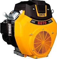 Двигатель бензиновый Rato R670D -