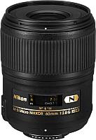 Макрообъектив Nikon AF-S Micro Nikkor 60mm f/2.8G ED -
