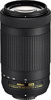 Длиннофокусный объектив Nikon AF-P DX Nikkor 70-300mm f/4.5-6.3G ED -
