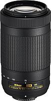 Длиннофокусный объектив Nikon AF-P DX Nikkor 70-300mm f/4.5-6.3G ED VR -