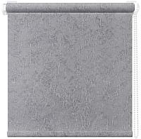 Рулонная штора АС ФОРОС Крисп 7655 140x175 (серый) -