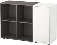 Комплект мебели для жилой комнаты Ikea Экет 391.908.72 -