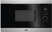 Микроволновая печь AEG MBB1756D-M -