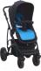 Детская прогулочная коляска Alis Faster (синий) -
