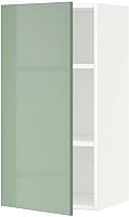 Шкаф навесной для кухни Ikea Метод 392.455.15 -
