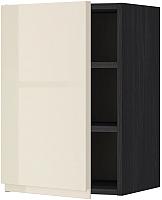 Шкаф навесной для кухни Ikea Метод 492.249.23 -