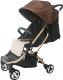 Детская прогулочная коляска Alis Matrix (шоколадный) -