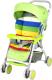 Детская прогулочная коляска Alis Zara (салатовый) -