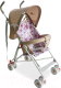 Детская прогулочная коляска Alis Game (бежевый) -