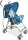 Детская прогулочная коляска Alis Game (синий) -