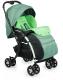 Детская прогулочная коляска Alis Jetta (зеленый) -