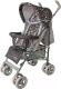 Детская прогулочная коляска Alis Kimi (серый) -