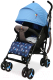 Детская прогулочная коляска Alis Otto (синий) -