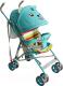Детская прогулочная коляска Alis Polo (бирюзовый) -