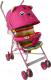 Детская прогулочная коляска Alis Polo (розовый) -