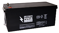 Батарея для ИБП Security Power SPL 12-200 (12V/200Ah) -