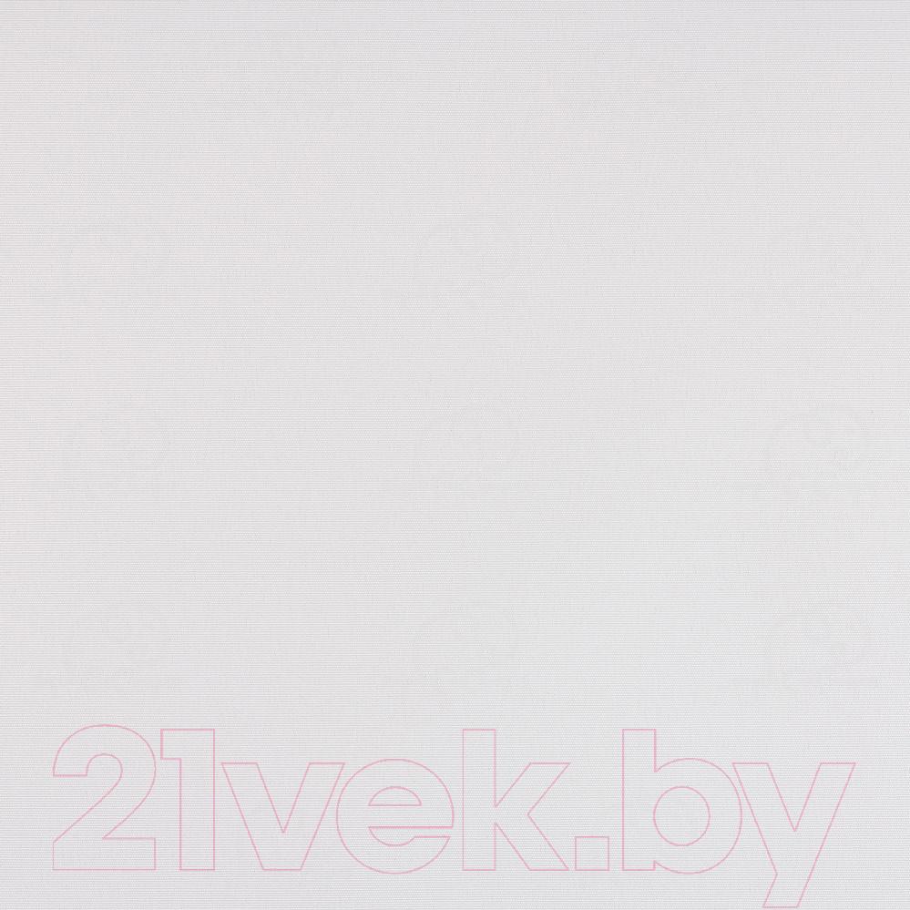 Купить Рулонная штора АС ФОРОС, Плейн 7501 57x175 (белый), Россия, ткань