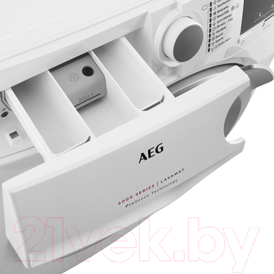 Стиральная машина AEG L6FBG48S