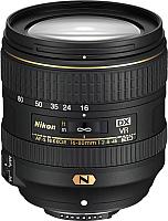 Универсальный объектив Nikon AF-S DX Nikkor 16-80mm f/2.8-4E ED VR -