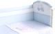 Комплект в кроватку Lappetti Прогулка / 6026/1 (голубой) -