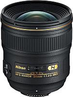 Широкоугольный объектив Nikon AF-S Nikkor 24mm f/1.4G ED -