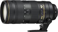 Длиннофокусный объектив Nikon AF-S Nikkor 70-200mm f/2.8E FL ED VR -
