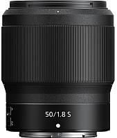 Широкоугольный объектив Nikon Nikkor Z 50mm f1.8 S -
