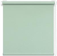 Рулонная штора АС ФОРОС Плейн 7513 57x175 (светло-зеленый) -