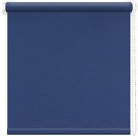 Рулонная штора АС ФОРОС Плейн 7517 57x175 (синий) -