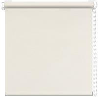 Рулонная штора АС ФОРОС Плейн 7523 38x175 (сливочный) -