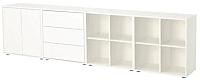 Комплект мебели для жилой комнаты Ikea Экет 491.894.77 -