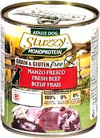 Корм для собак Stuzzy Monoprotein свежая говядина (800г) -
