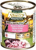 Корм для собак Stuzzy Monoprotein свежая свинина (800г) -