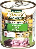 Корм для собак Stuzzy Monoprotein с ягненком (800г) -
