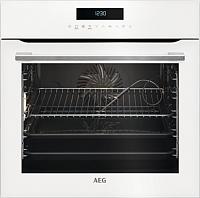 Электрический духовой шкаф AEG BCR742350W -