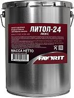 Смазка Favorit Литол-24 Metal / 54358 (9кг) -