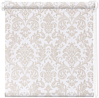 Рулонная штора АС ФОРОС Дамаск 47x175 (белый) -