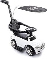 Каталка детская Happy Baby Jeepsy 50010 (белый) -