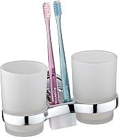 Набор стаканов для зубной щетки и пасты РМС A6021 -