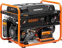 Бензиновый генератор Daewoo Power GDA 7500E -